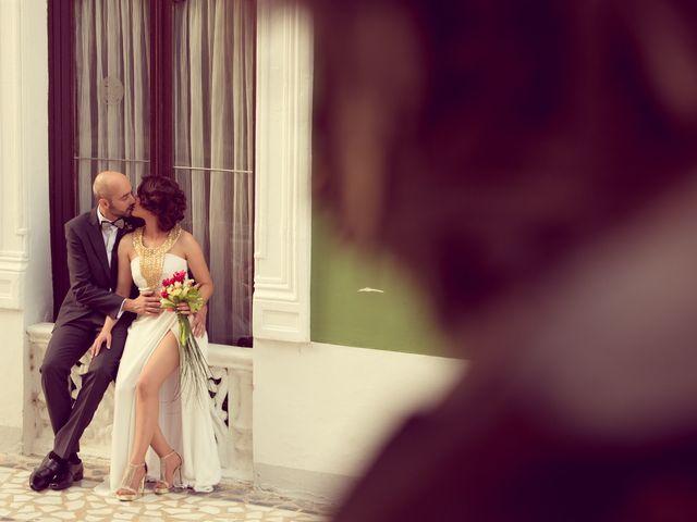 La boda de Conrado y Paqui en Balneario De Archena, Murcia 7