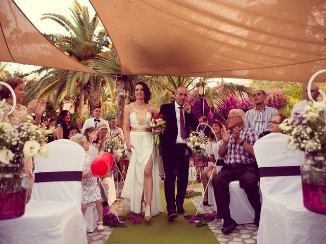 La boda de Conrado y Paqui en Balneario De Archena, Murcia 14