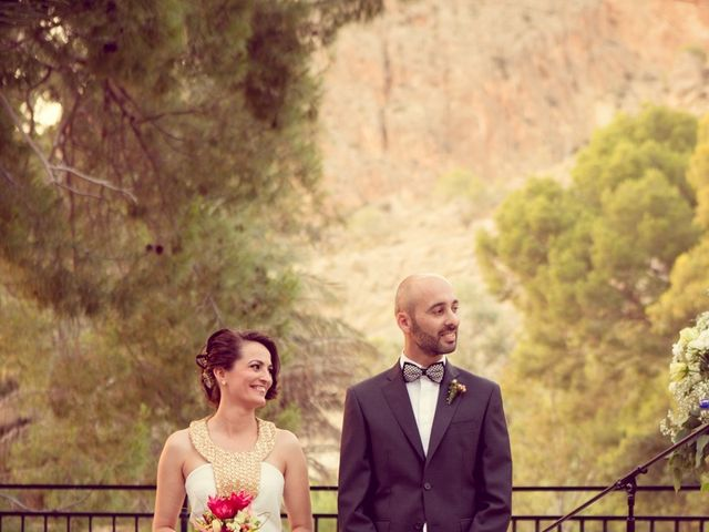 La boda de Conrado y Paqui en Balneario De Archena, Murcia 15