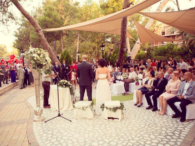 La boda de Conrado y Paqui en Balneario De Archena, Murcia 16