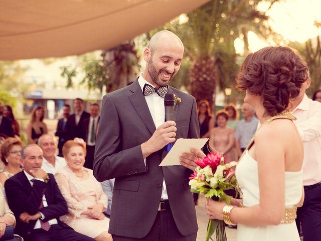 La boda de Conrado y Paqui en Balneario De Archena, Murcia 2
