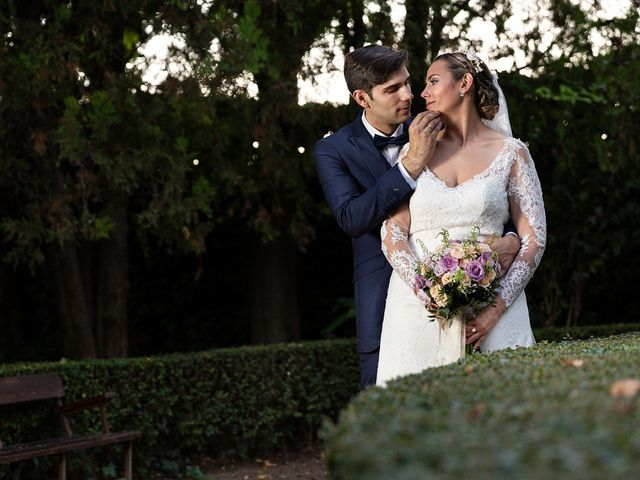La boda de Patricia y Giovanni