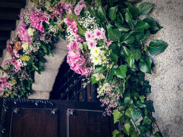 La boda de Fran y Esther en Collado Villalba, Madrid 23