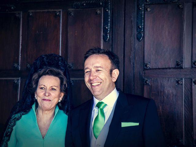 La boda de Fran y Esther en Collado Villalba, Madrid 24