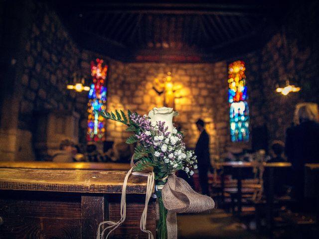 La boda de Fran y Esther en Collado Villalba, Madrid 25