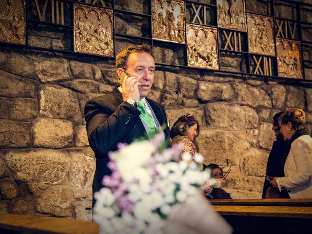 La boda de Fran y Esther en Collado Villalba, Madrid 26