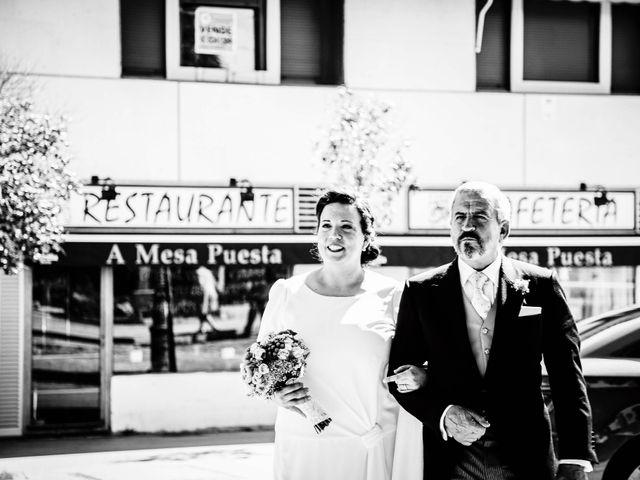 La boda de Fran y Esther en Collado Villalba, Madrid 28
