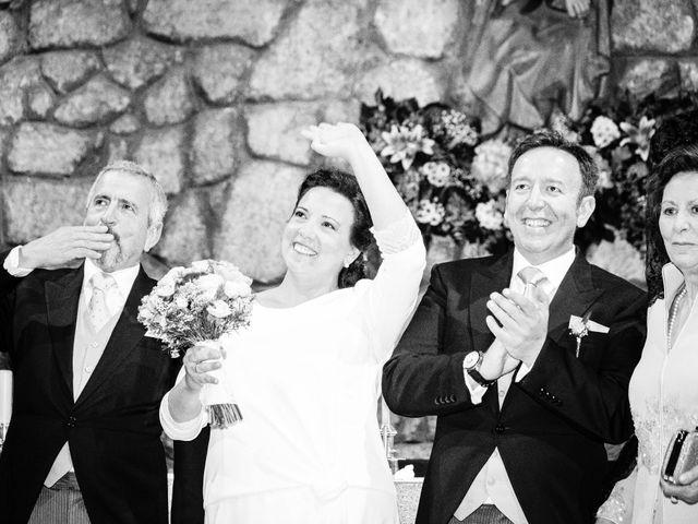 La boda de Fran y Esther en Collado Villalba, Madrid 32