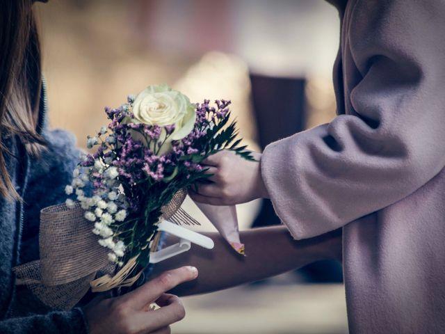 La boda de Fran y Esther en Collado Villalba, Madrid 33
