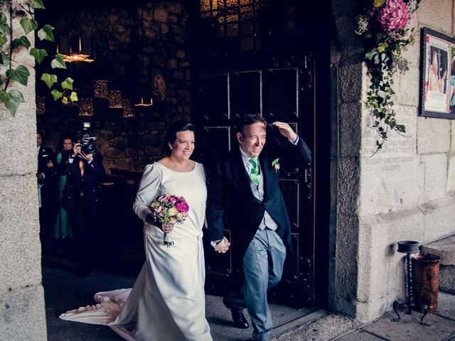 La boda de Fran y Esther en Collado Villalba, Madrid 34