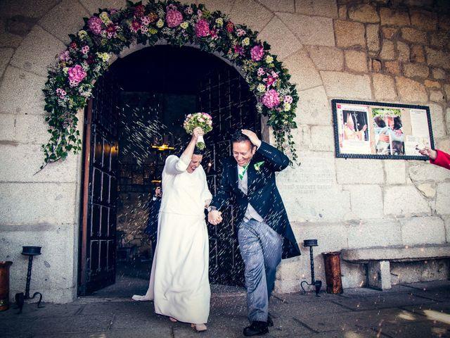 La boda de Fran y Esther en Collado Villalba, Madrid 1