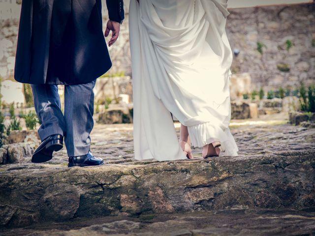 La boda de Fran y Esther en Collado Villalba, Madrid 39