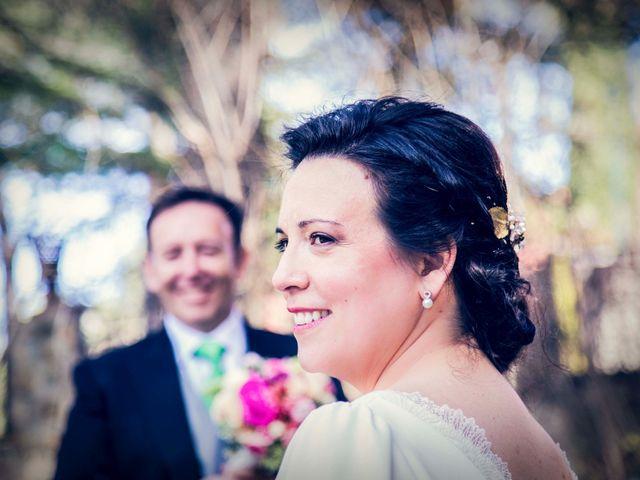 La boda de Fran y Esther en Collado Villalba, Madrid 40