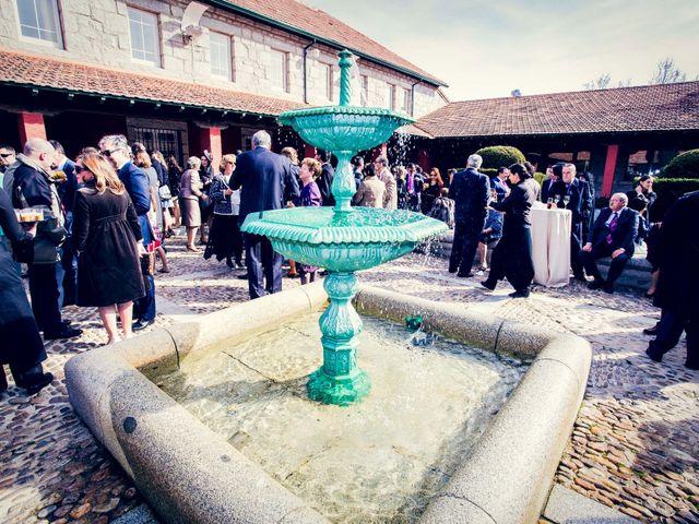 La boda de Fran y Esther en Collado Villalba, Madrid 46