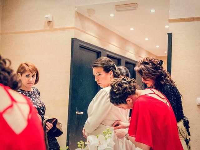 La boda de Fran y Esther en Collado Villalba, Madrid 52