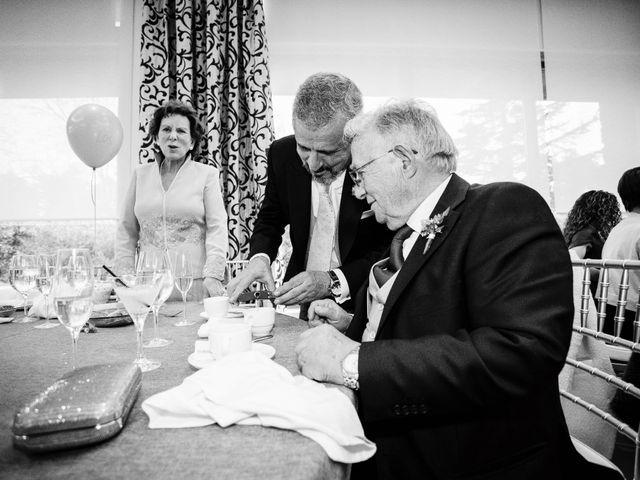 La boda de Fran y Esther en Collado Villalba, Madrid 53