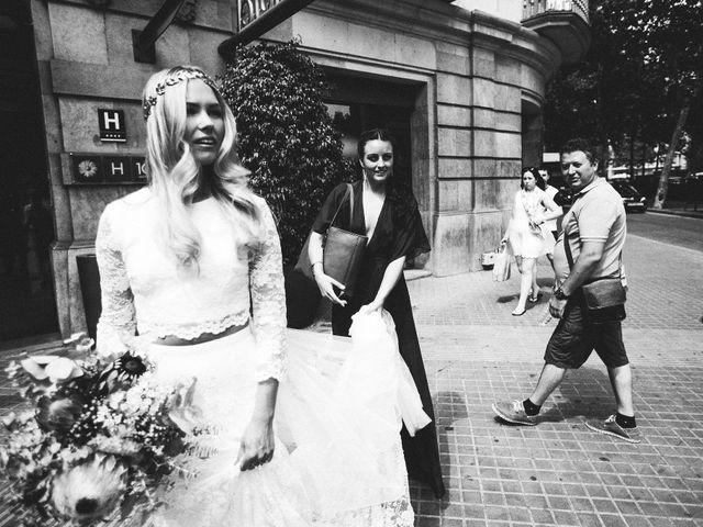 La boda de Andreas y Elise en Olerdola, Barcelona 26
