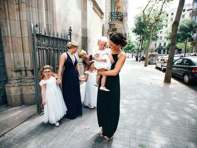 La boda de Andreas y Elise en Olerdola, Barcelona 29