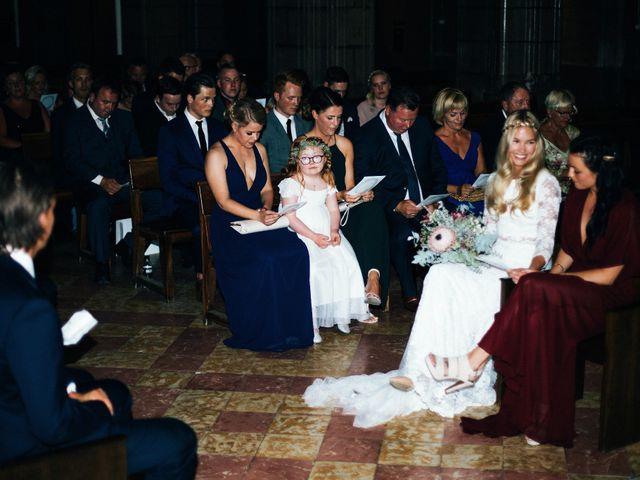 La boda de Andreas y Elise en Olerdola, Barcelona 35