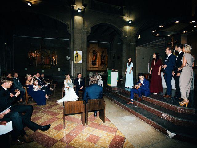 La boda de Andreas y Elise en Olerdola, Barcelona 37