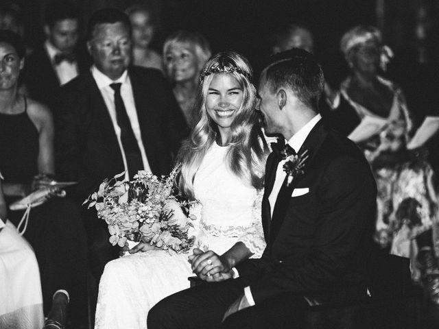 La boda de Andreas y Elise en Olerdola, Barcelona 40