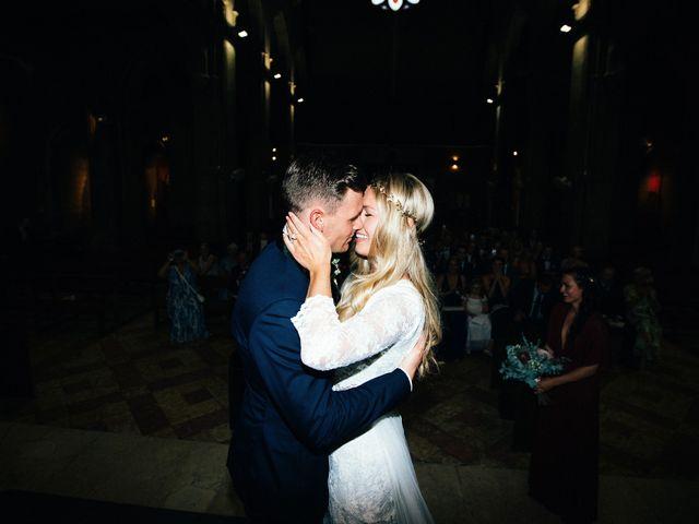 La boda de Andreas y Elise en Olerdola, Barcelona 41