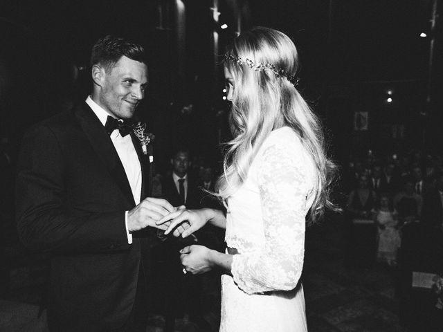 La boda de Andreas y Elise en Olerdola, Barcelona 42