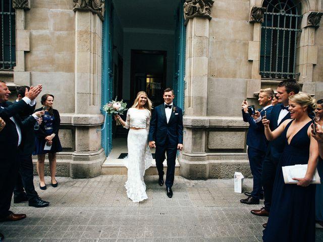 La boda de Andreas y Elise en Olerdola, Barcelona 43