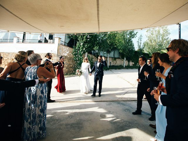La boda de Andreas y Elise en Olerdola, Barcelona 52