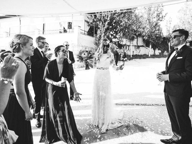 La boda de Andreas y Elise en Olerdola, Barcelona 53