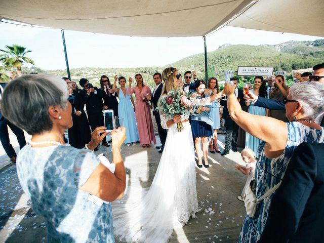 La boda de Andreas y Elise en Olerdola, Barcelona 54