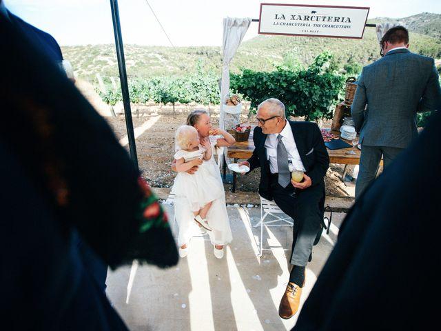 La boda de Andreas y Elise en Olerdola, Barcelona 56