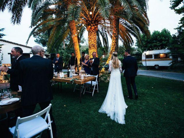 La boda de Andreas y Elise en Olerdola, Barcelona 62