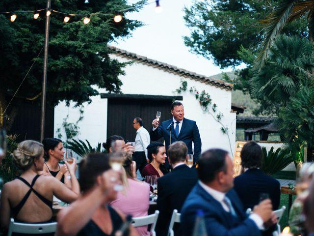 La boda de Andreas y Elise en Olerdola, Barcelona 63