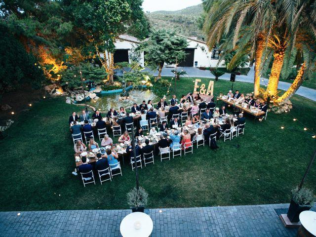 La boda de Andreas y Elise en Olerdola, Barcelona 65