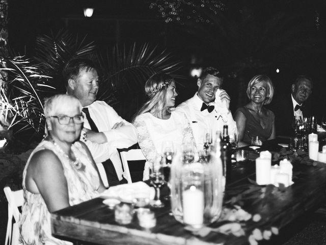La boda de Andreas y Elise en Olerdola, Barcelona 67