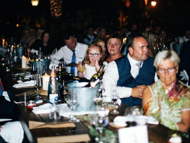 La boda de Andreas y Elise en Olerdola, Barcelona 69