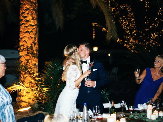 La boda de Andreas y Elise en Olerdola, Barcelona 70