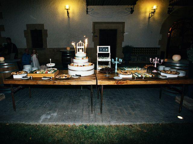 La boda de Andreas y Elise en Olerdola, Barcelona 73