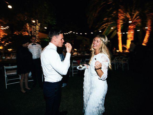 La boda de Andreas y Elise en Olerdola, Barcelona 76