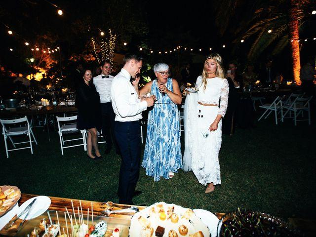 La boda de Andreas y Elise en Olerdola, Barcelona 77