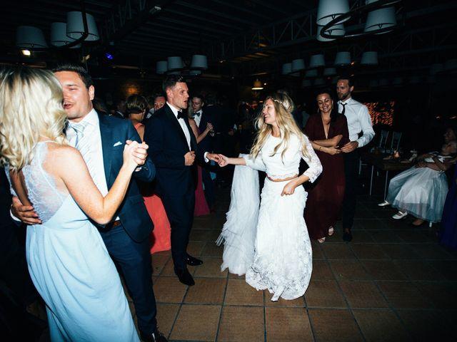 La boda de Andreas y Elise en Olerdola, Barcelona 79