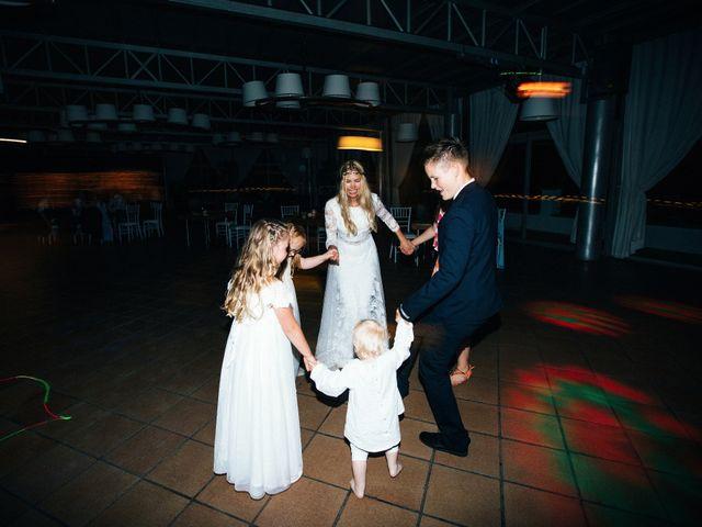 La boda de Andreas y Elise en Olerdola, Barcelona 81