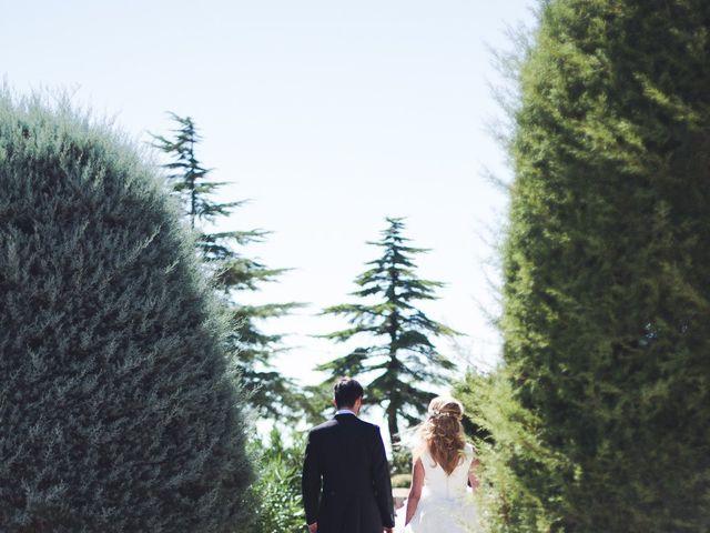 La boda de Sandra y Ille