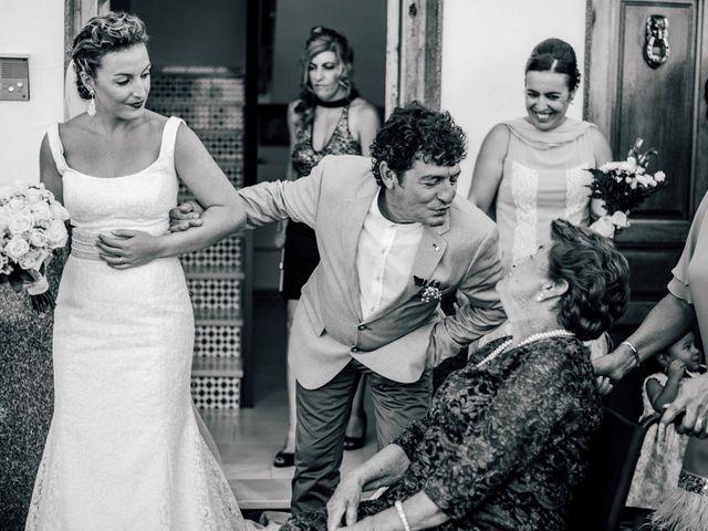 La boda de Benjamín y Lina en Badolatosa, Sevilla 14