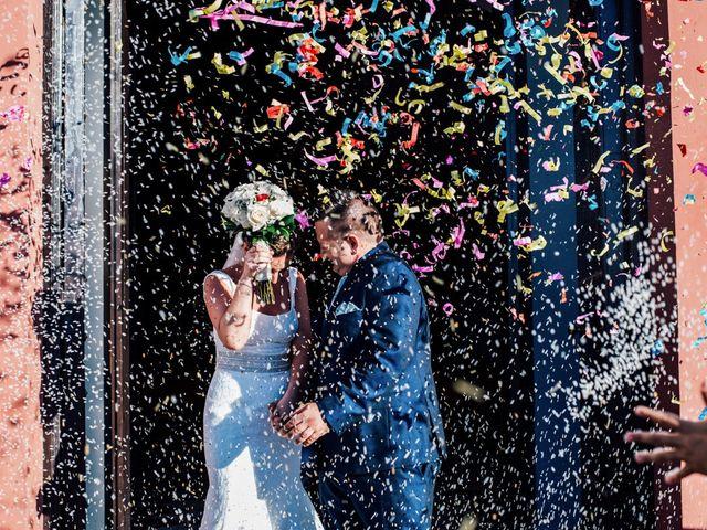 La boda de Benjamín y Lina en Badolatosa, Sevilla 15
