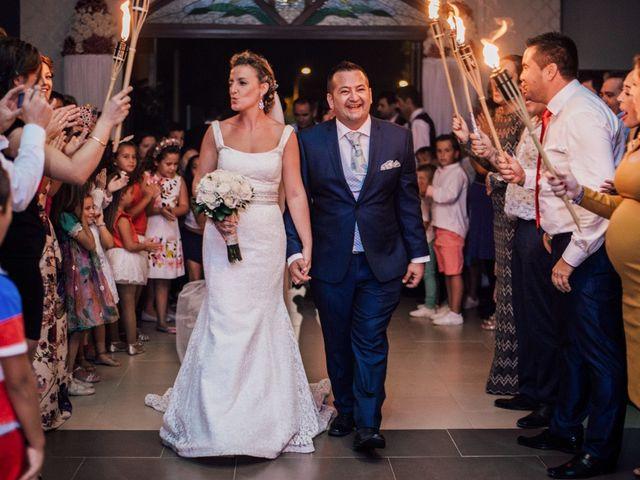 La boda de Benjamín y Lina en Badolatosa, Sevilla 21