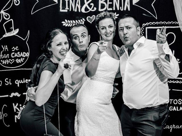 La boda de Benjamín y Lina en Badolatosa, Sevilla 31