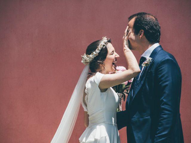 La boda de Isabel y Álvaro