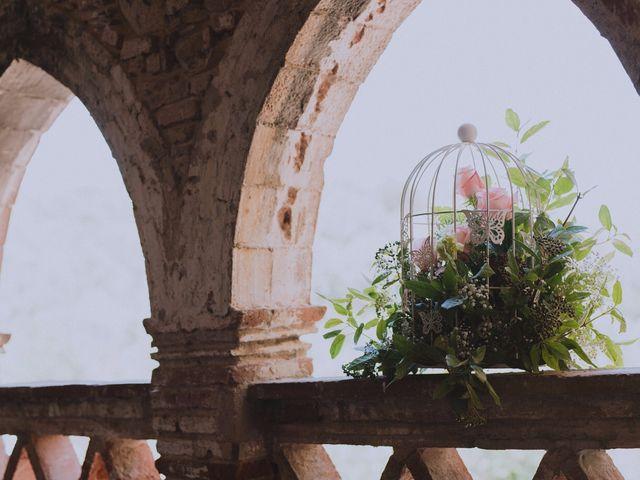 La boda de Jose y Paula en Caldes De Montbui, Barcelona 1